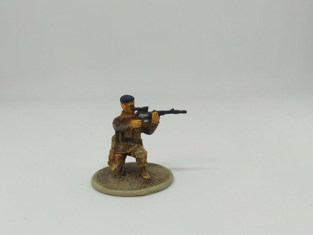 Opération Serval (Mali 2013) au 1/72e (wargame moderne, Caesar Miniatures) 16158410