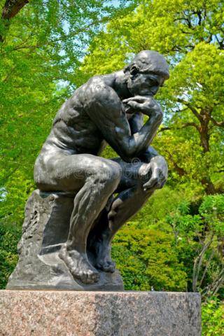 Crétin de cerveau ! Rodin-11