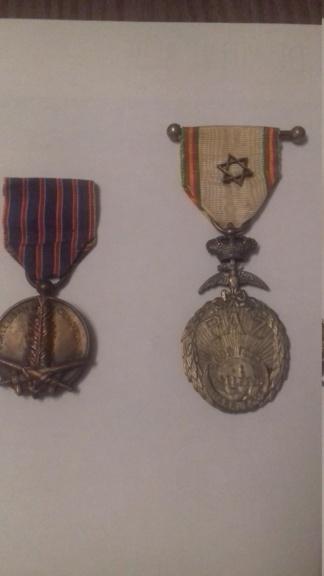 Médaille  20190112