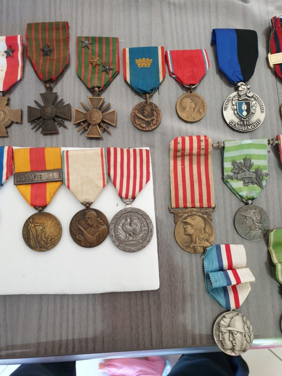 Médaille française  20191111