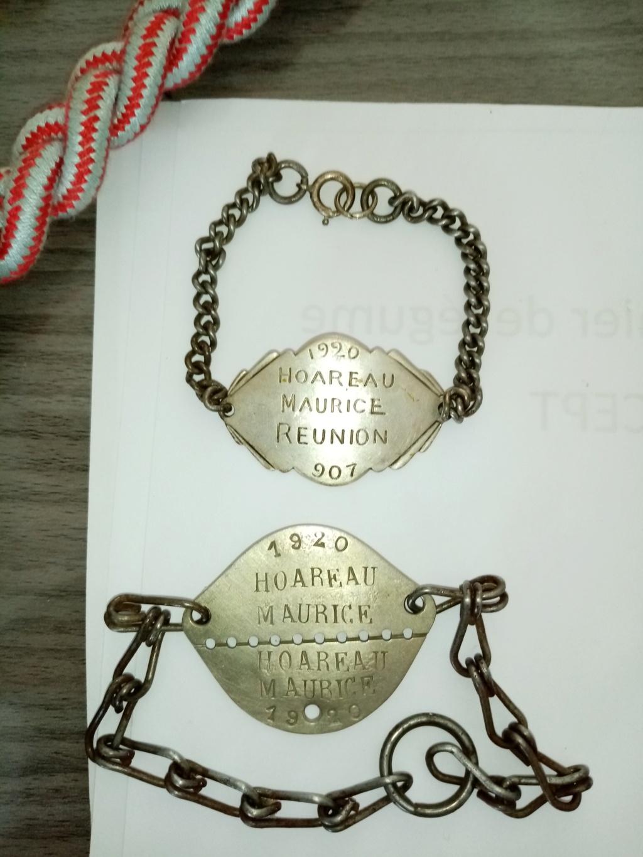 Medailles et fourragère  Img_2027