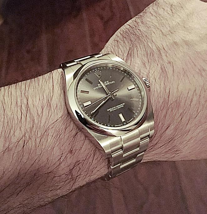 Quelle est la montre que vous avez le plus portée en 2019 ? D66d5410