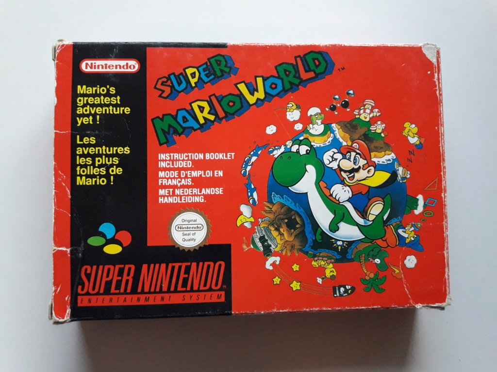 [Vends] Beaux jeux complet ou neufs Super Nintendo, Nintendo 64, Gamecube, Switch et 3DS 20191112