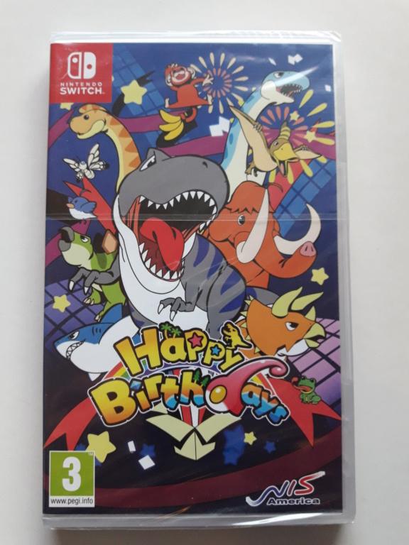 [Vends] Beaux jeux complet ou neufs Super Nintendo, Nintendo 64, Gamecube, Switch et 3DS 20191115