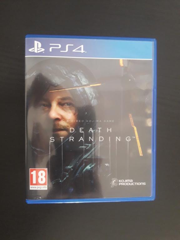 [VDS ECH] Death stranding PS4 20200210