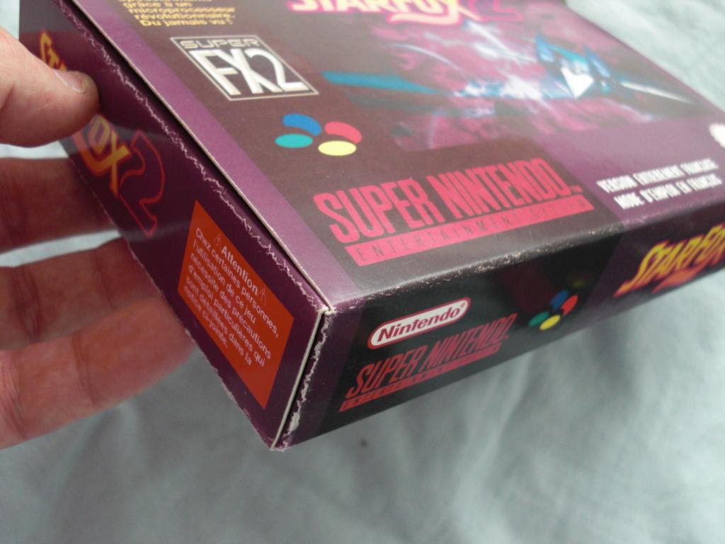 [VDS]  Starfox 2 Complet Super Nintendo vf Cimg1117