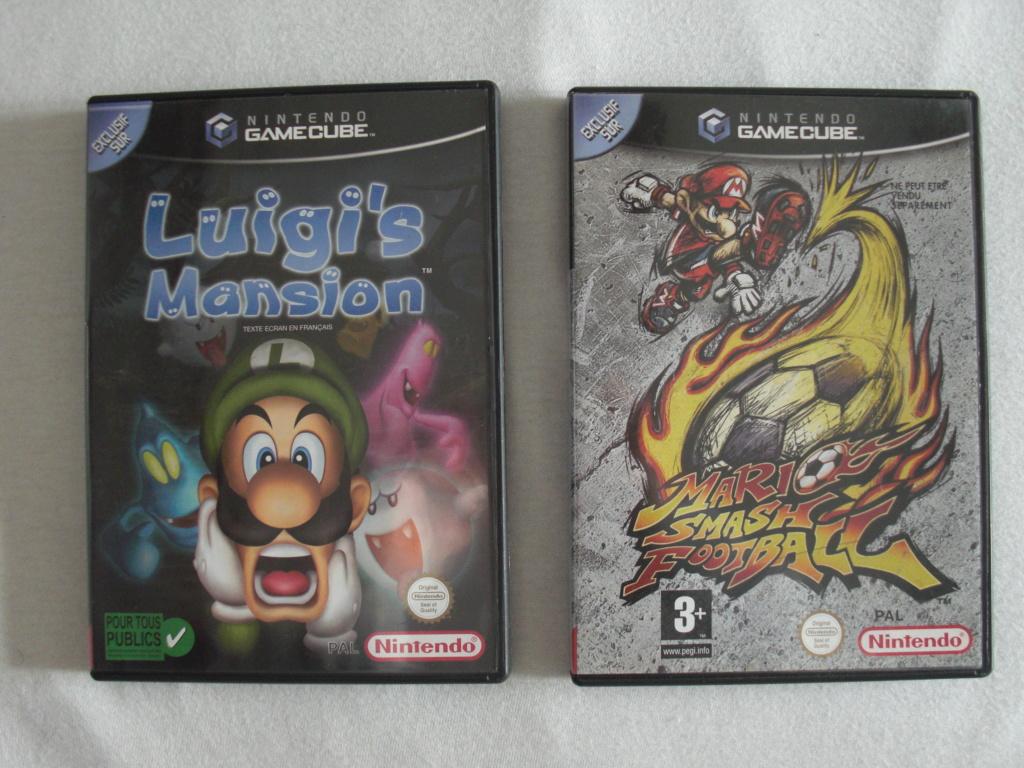 [Vends] Beaux jeux complet ou neufs Super Nintendo, Nintendo 64, Gamecube, Switch et 3DS Cimg1311
