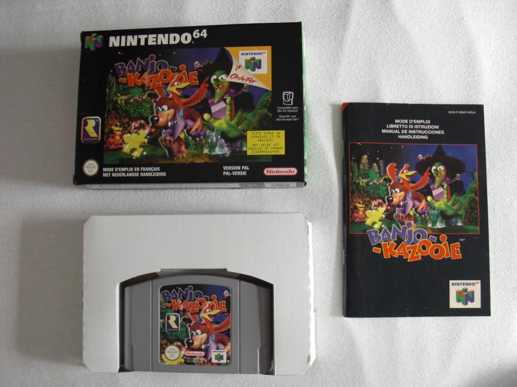 [Vends] Beaux jeux complet ou neufs Super Nintendo, Nintendo 64, Gamecube, Switch et 3DS Cimg1313