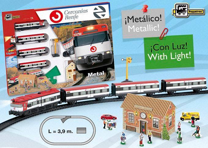 PRIVATIZACIÓN trenes de CERCANÍAS 43145710