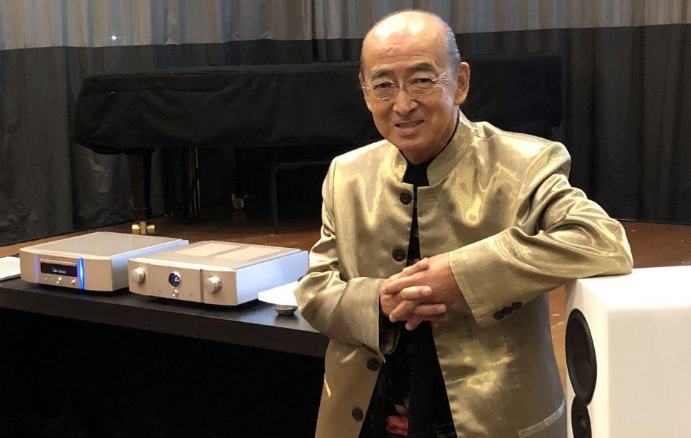 Ken Ishiwata deixa a Marantz depois de 41 anos 46zgux10