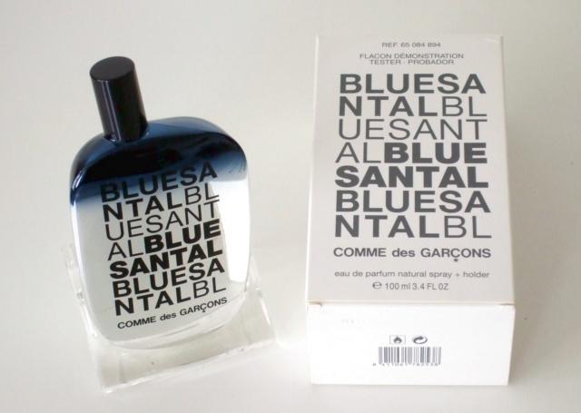 [VENTA CERRADA] Come des Garçons BLUE SANTAL 100ml Santal12