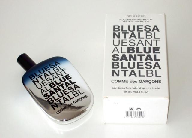 [VENTA CERRADA] Come des Garçons BLUE SANTAL 100ml Santal13