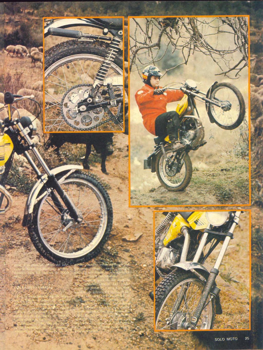 Ducati Senda en espera 0210