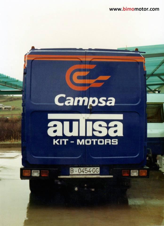 Camión Grandes Premios equipo Autisa  14868310