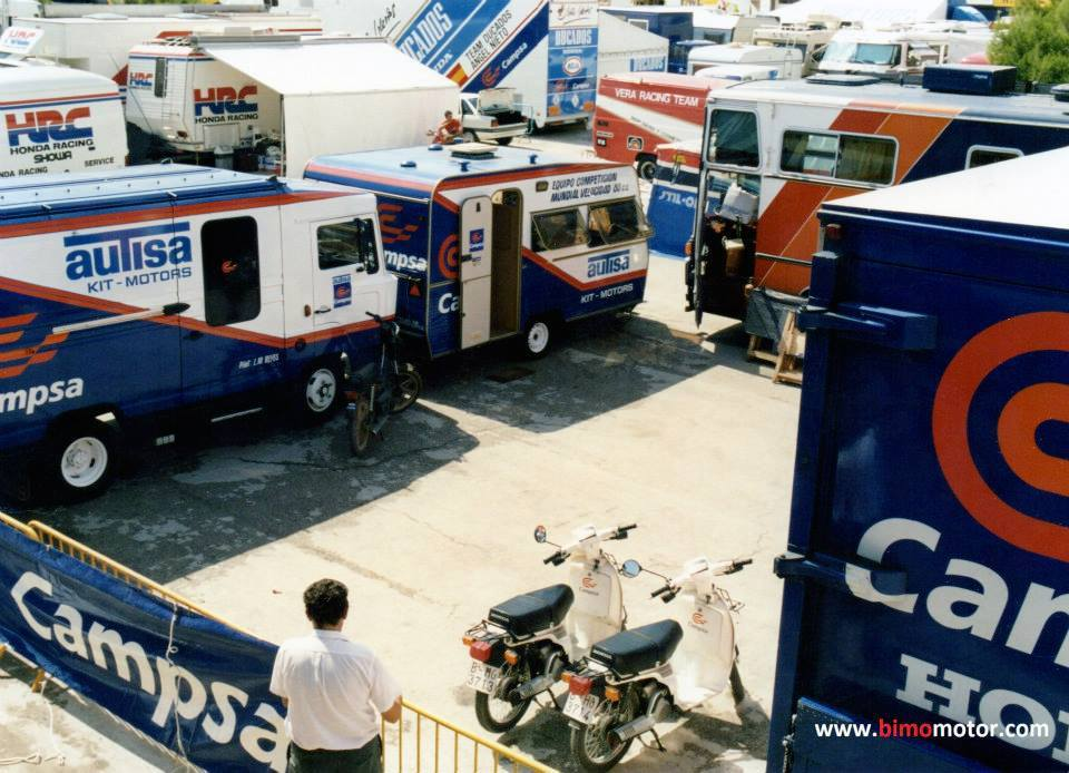 Camión Grandes Premios equipo Autisa  15271410
