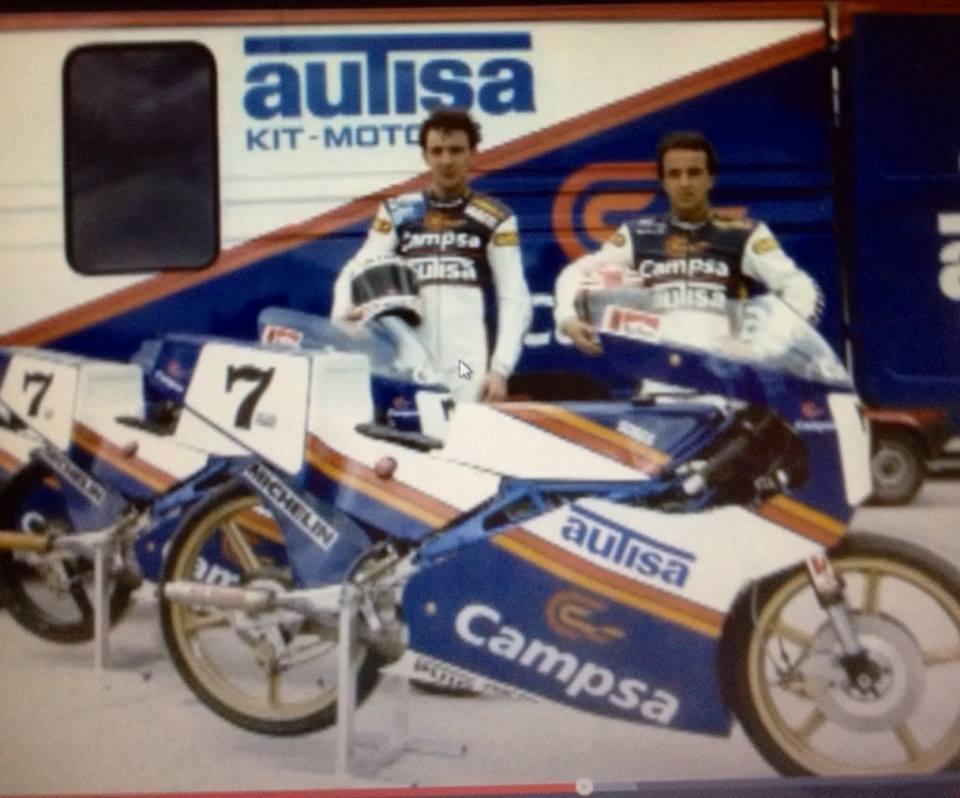 Camión Grandes Premios equipo Autisa  15894210