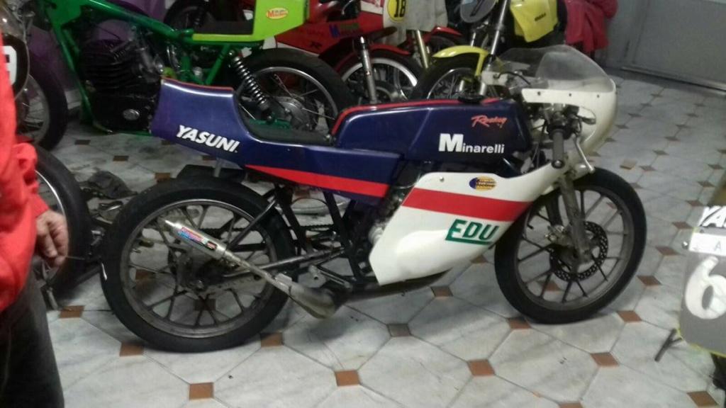 MH Minarelli 80 para circuito 2dmgrj10