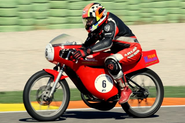 MH Minarelli 80 para circuito 308wsh10