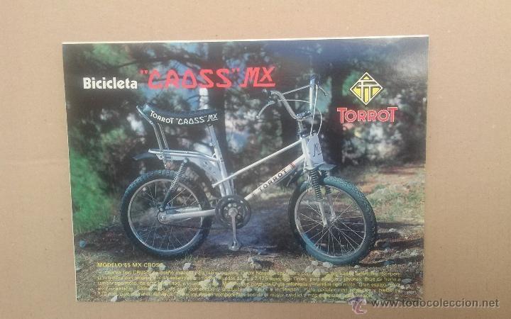Restauración bicicleta Torrot MX 49397410