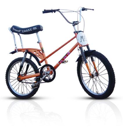 Restauración bicicleta Torrot MX Cross10