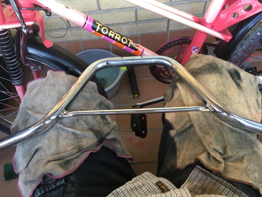 Restauración bicicleta Torrot MX Image022