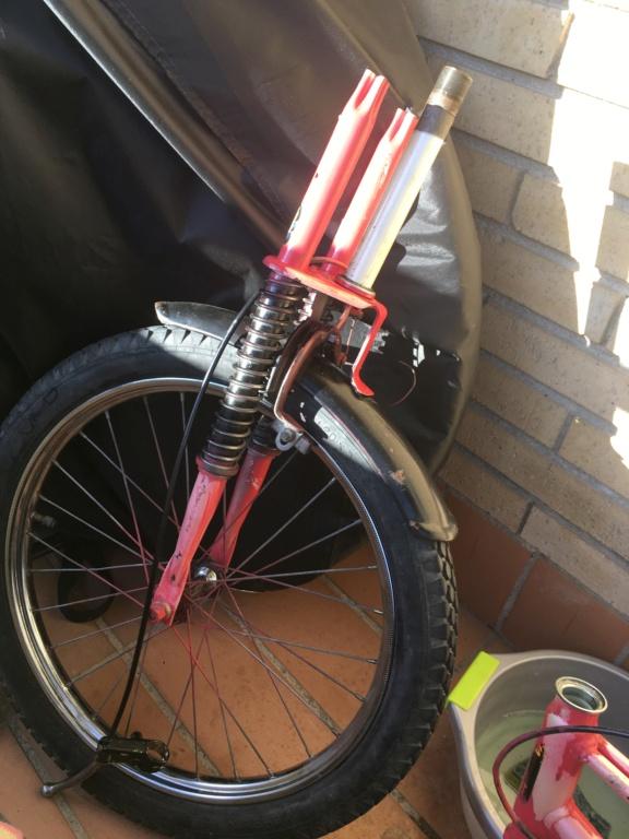 Restauración bicicleta Torrot MX Image028