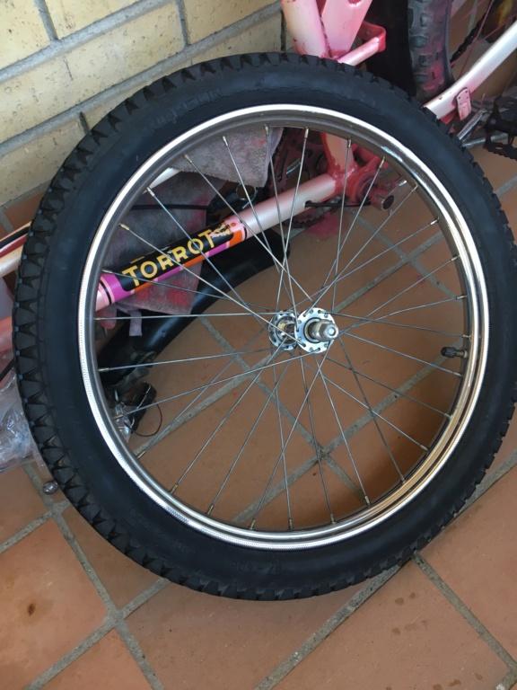 Restauración bicicleta Torrot MX Image037