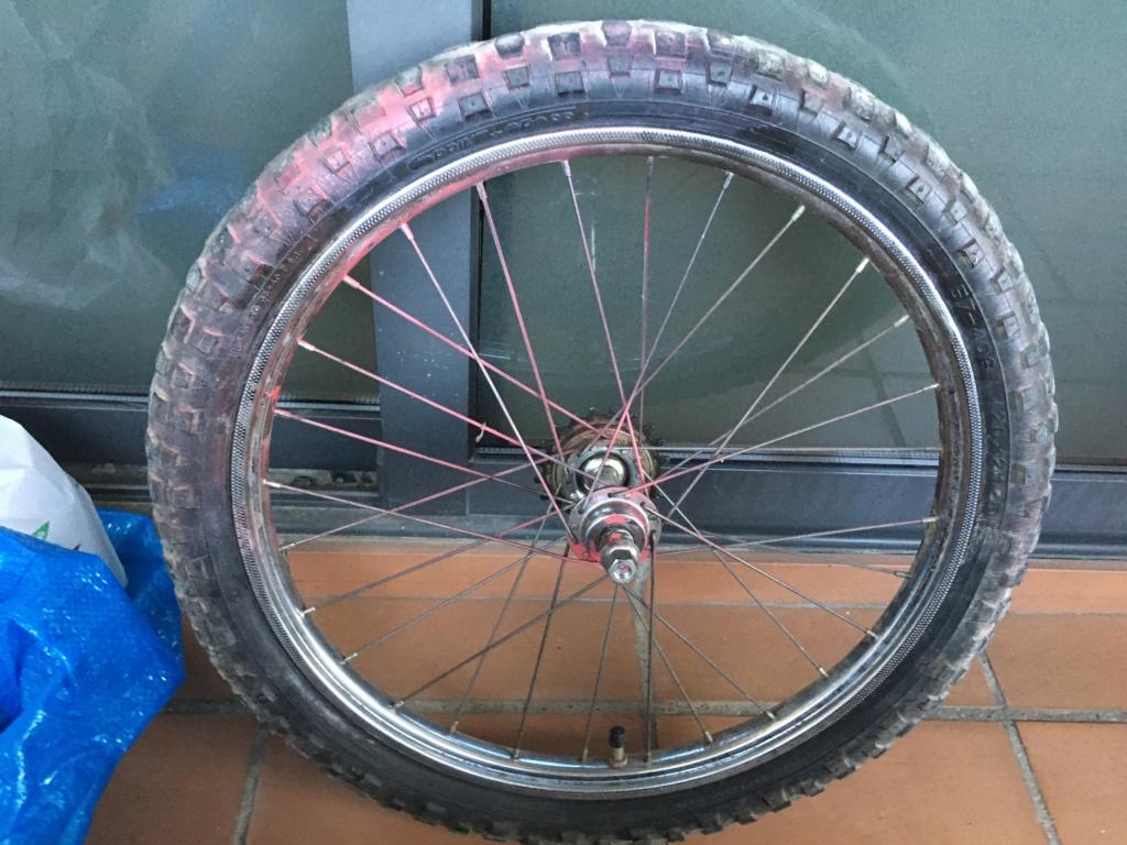 Restauración bicicleta Torrot MX Image039