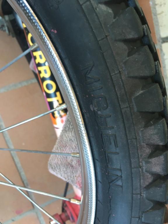 Restauración bicicleta Torrot MX Image040