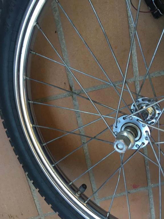 Restauración bicicleta Torrot MX Image042