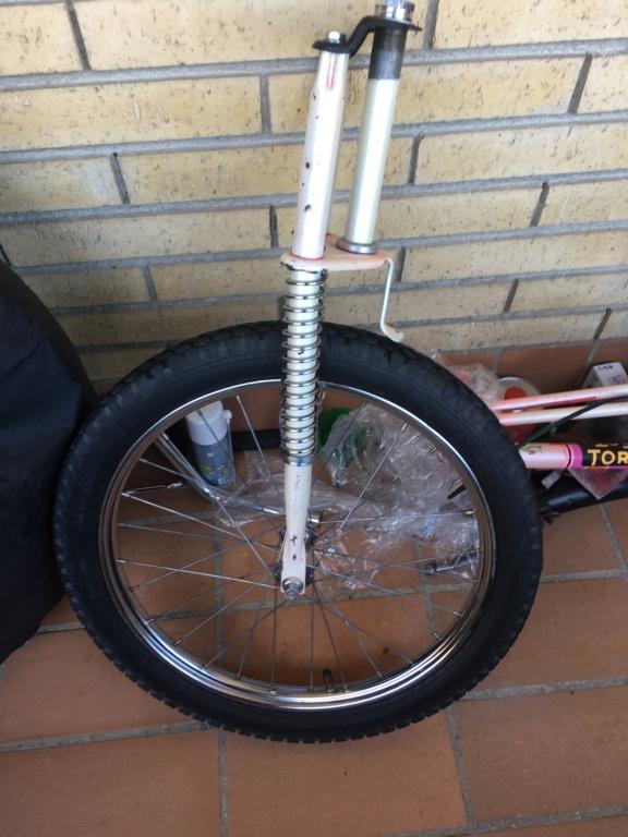 Restauración bicicleta Torrot MX Image045