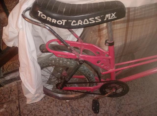 Restauración bicicleta Torrot MX Img_0223