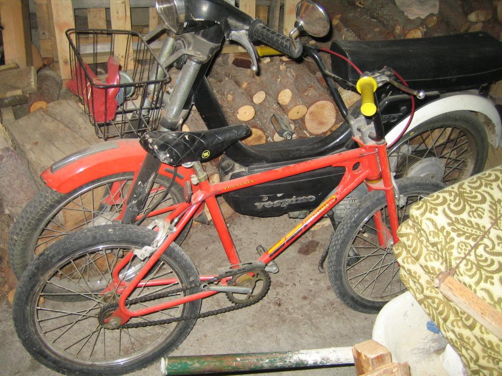 montesa - Montesa T10 Motoret Img_4716