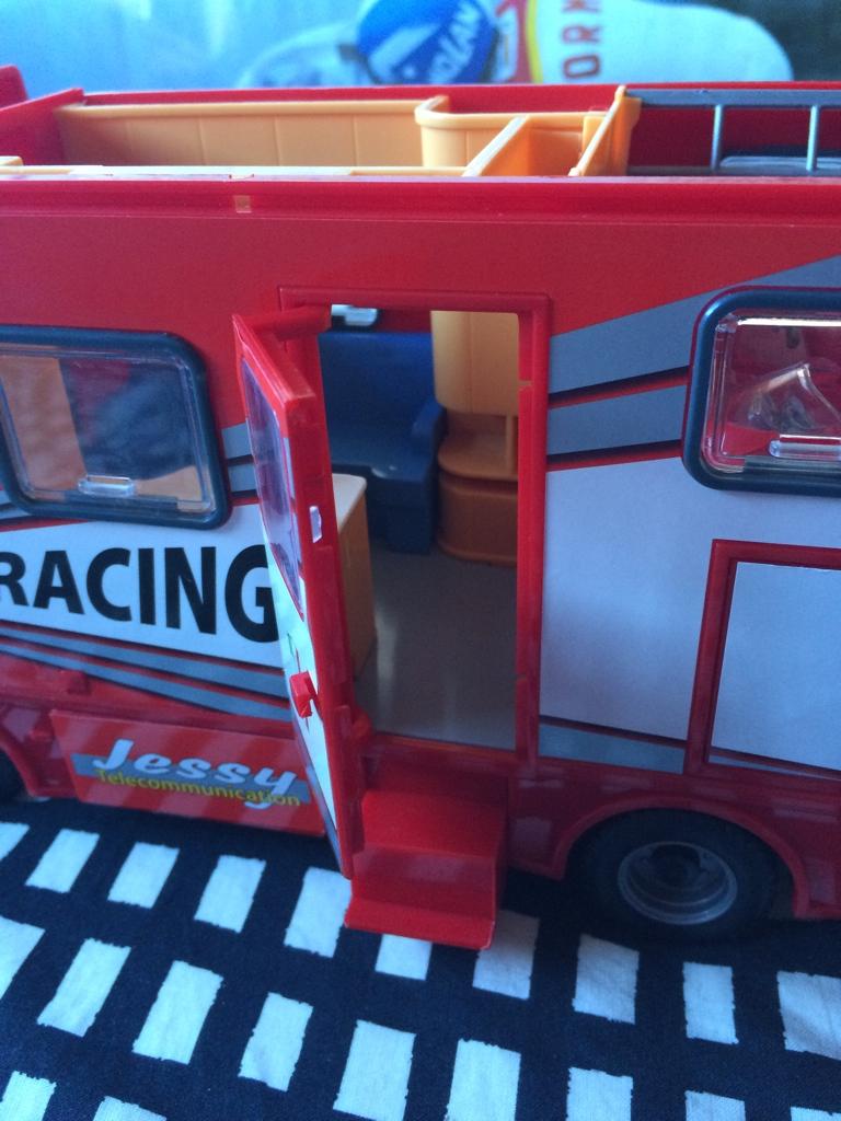 derbi - Camión Grandes Premios equipo Derbi Img_6822