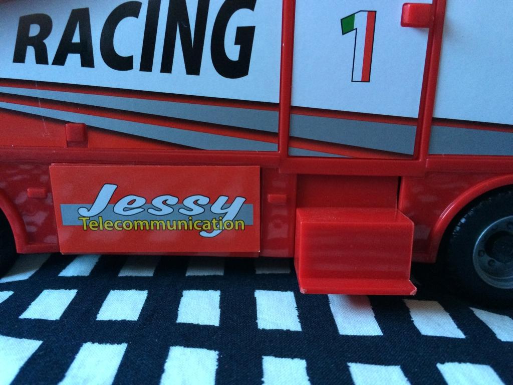 derbi - Camión Grandes Premios equipo Derbi Img_6824