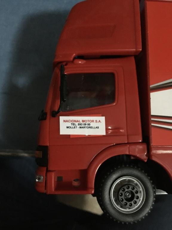 derbi - Camión Grandes Premios equipo Derbi Img_8617