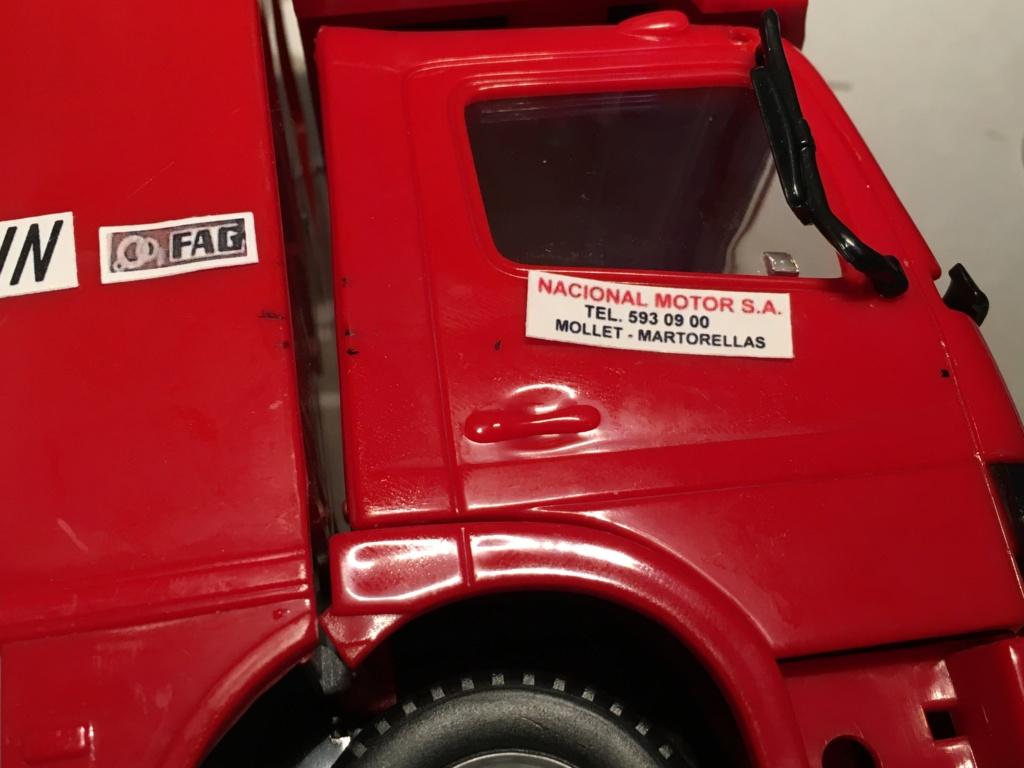 derbi - Camión Grandes Premios equipo Derbi Img_8636