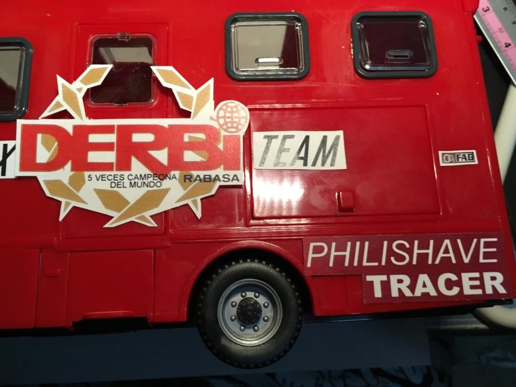 derbi - Camión Grandes Premios equipo Derbi Img_8639