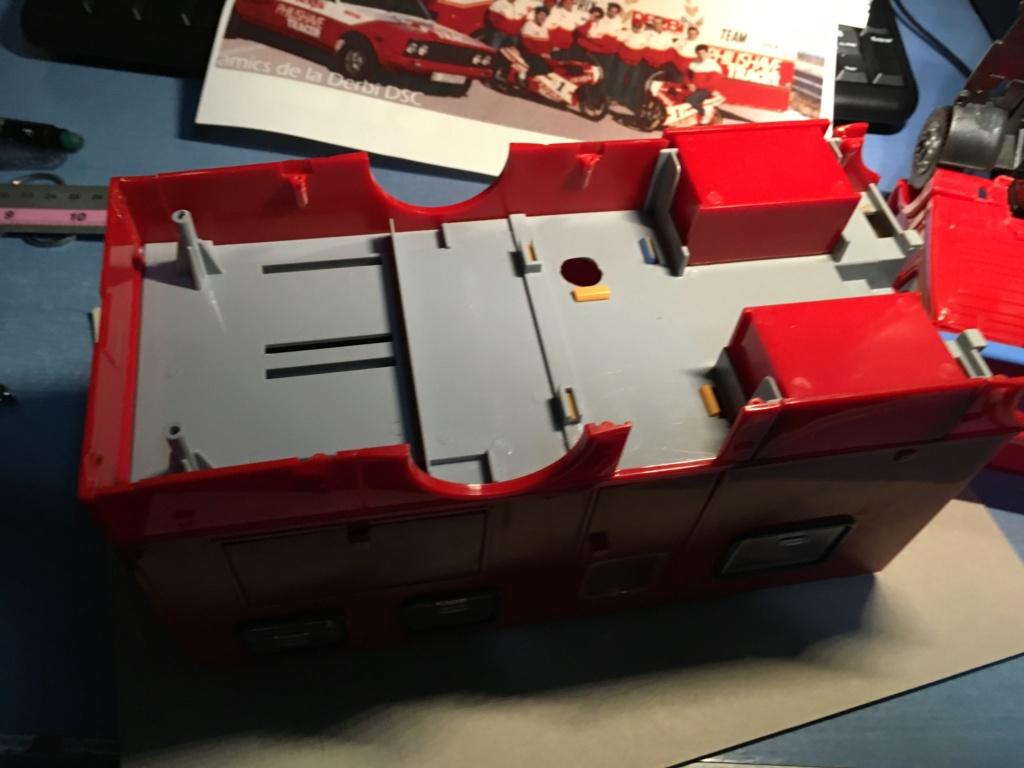derbi - Camión Grandes Premios equipo Derbi Img_8642