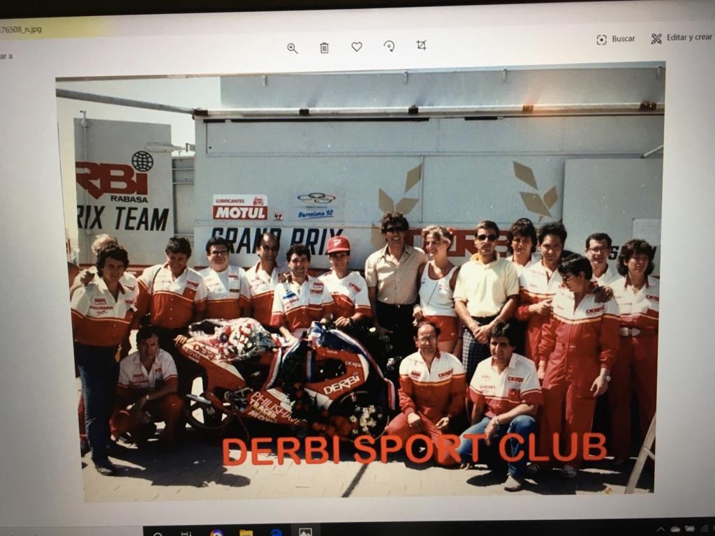 derbi - Camión Grandes Premios equipo Derbi Img_8816