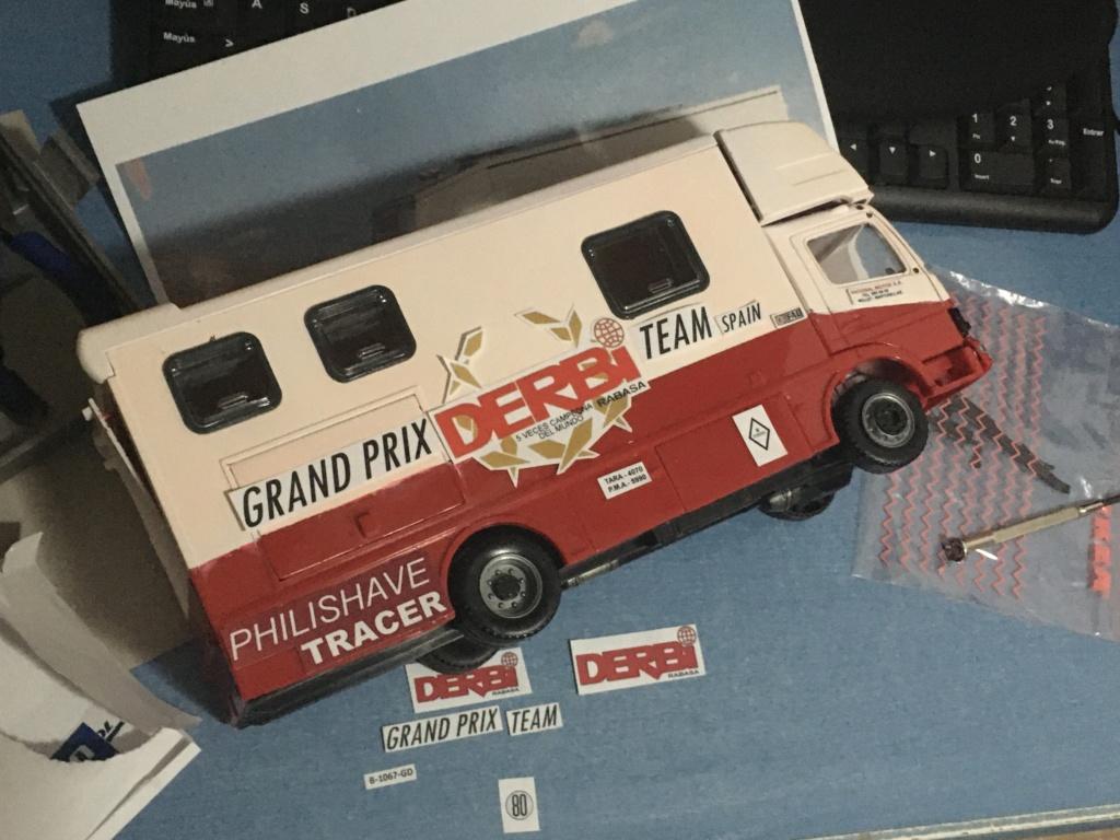 derbi - Camión Grandes Premios equipo Derbi Img_8911