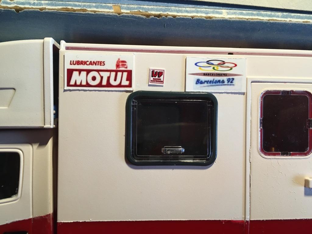 derbi - Camión Grandes Premios equipo Derbi Img_8933