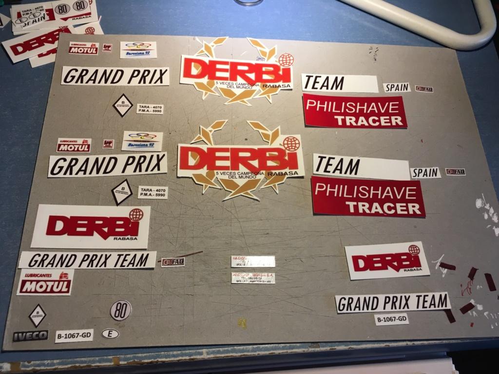derbi - Camión Grandes Premios equipo Derbi Img_8935