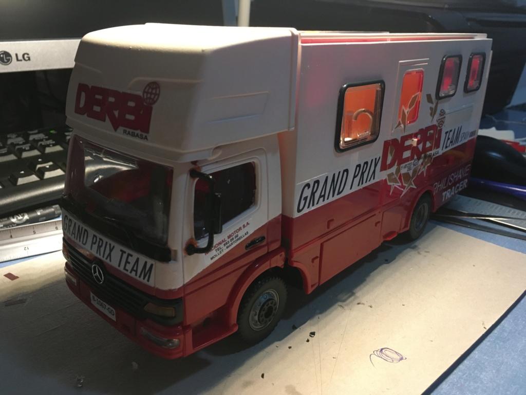 derbi - Camión Grandes Premios equipo Derbi Img_8939