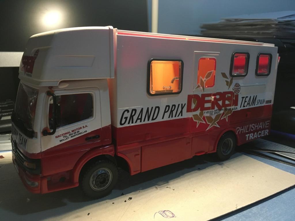 derbi - Camión Grandes Premios equipo Derbi Img_8940