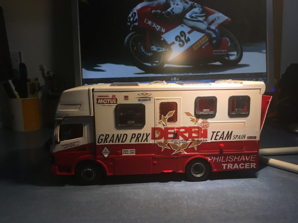 derbi - Camión Grandes Premios equipo Derbi Img_9011