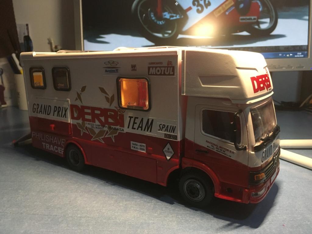 derbi - Camión Grandes Premios equipo Derbi Img_9015