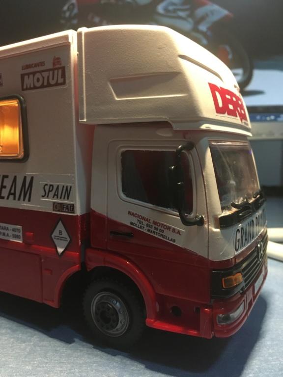 derbi - Camión Grandes Premios equipo Derbi Img_9018