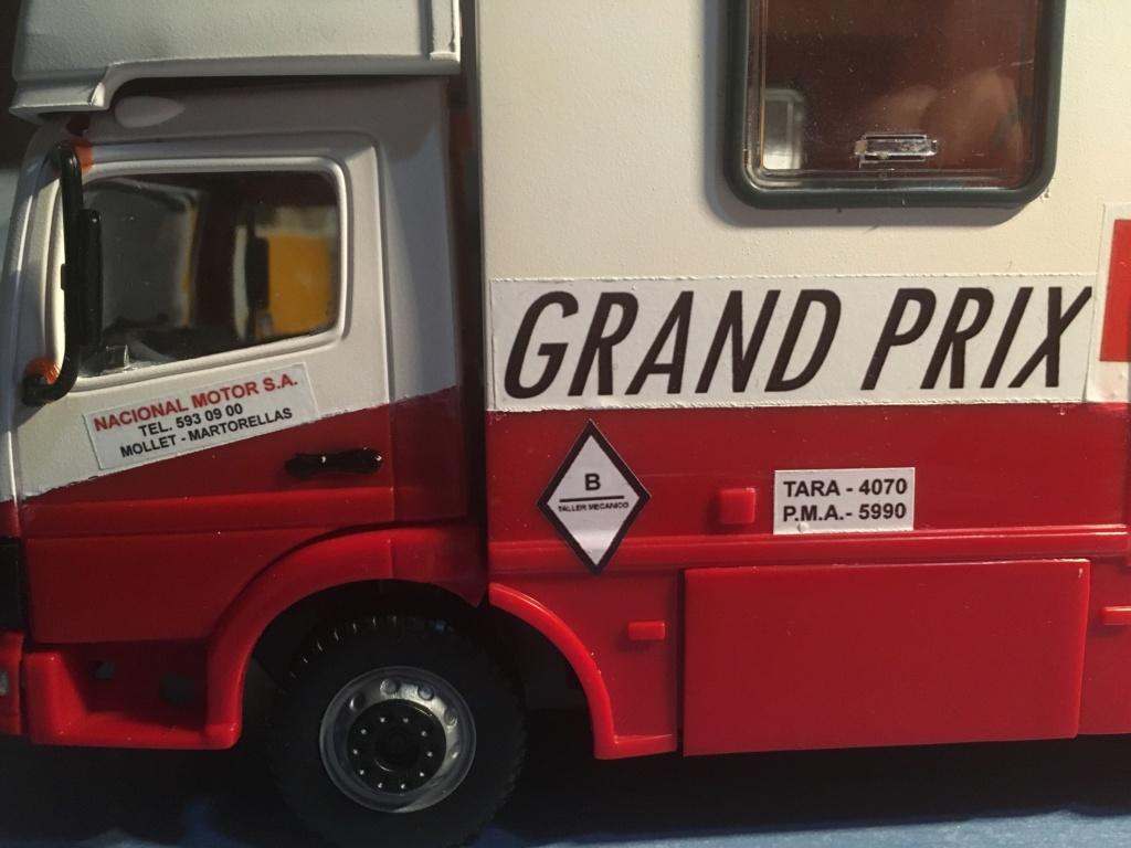 derbi - Camión Grandes Premios equipo Derbi Img_9020