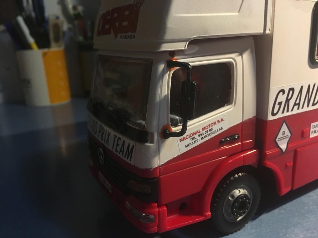 derbi - Camión Grandes Premios equipo Derbi Img_9023